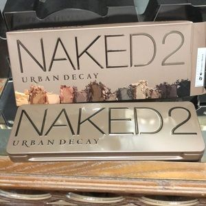 Naked 2 Eye Shadow Palette